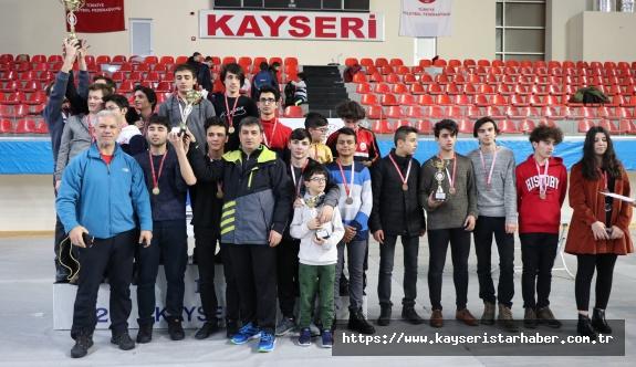 Satranç il birinciliği tamamlandı