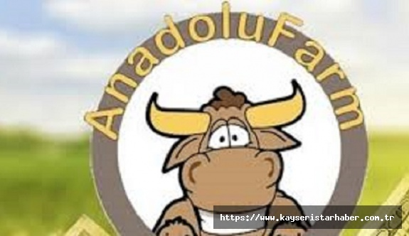 'Anadolu Farm' kurucusuna tahliye