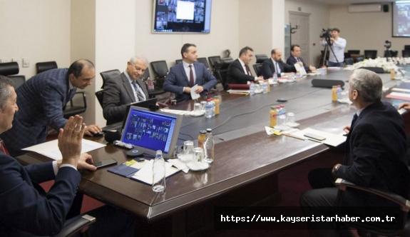 Bakan Selçuk, il müdürleri ile telekonferans toplantı yaptı