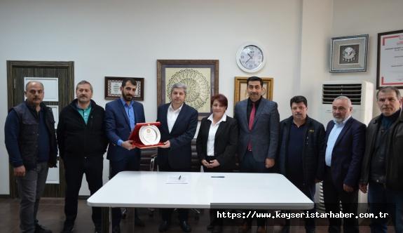 Bünyan Belediyesi Halıcılık Tur. A.Ş'de TİS tamam