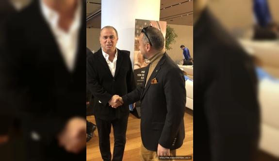 Fahri Konsolos Osman Şahbaz: Geçmiş olsun, Fatih Terim Hoca