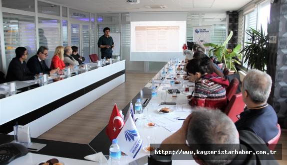 Teknopark'ta ERC Bilgi Günü etkinliği