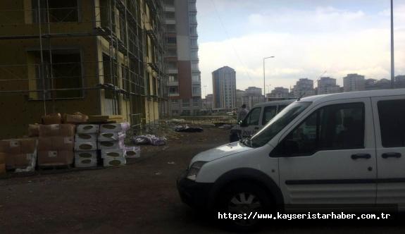 11. kattan düşen inşaat işçisi hayatını kaybetti