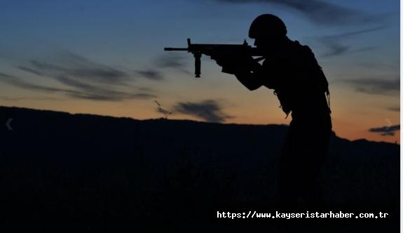 20 PKK/YPG'li terörist etkisiz hale getirildi