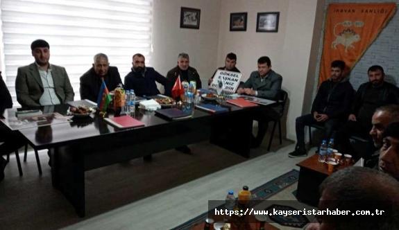 Azerbaycanlılardan Gülbey'in tayin kararına tepki