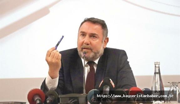 Covid-19'u öldüren maske Kayseri'de yapıldı