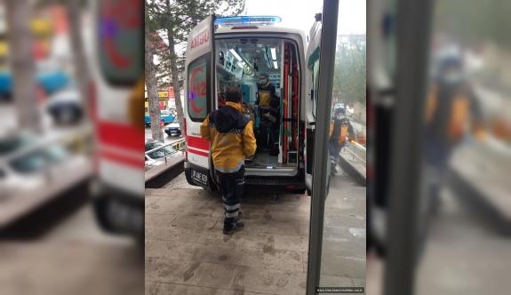 Bünyanda kaza: 4 yaralı