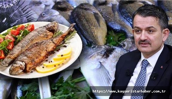 Covid-19'a karşı sağlıklı beslenmek için balık tüketim kampanyası
