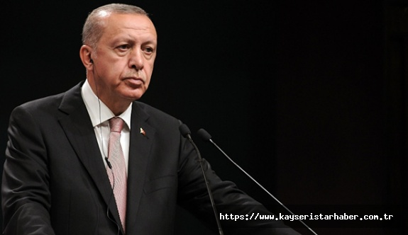 Cumhurbaşkanı Erdoğan: Bir müddet daha dişimizi sıkacağız