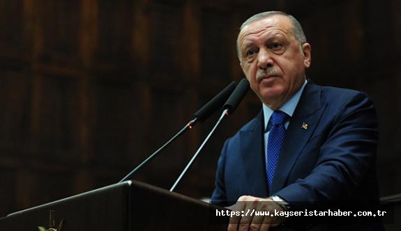 Cumhurbaşkanı Erdoğan'dan Çanakkale Kara Savaşları'nın 105. yıldönümü mesajı