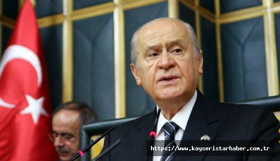 Devlet Bahçeli: MHP istifanın kabul edilmemesinden ziyadesiyle memnundur