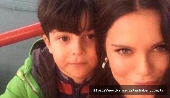 Ebru Şallı'nın 8 yaşındaki oğlu Lenfoma'dan öldü