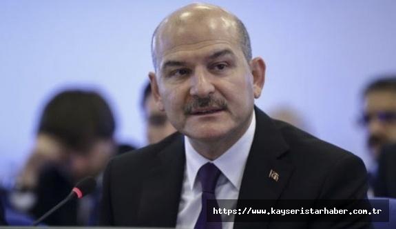FLAŞ- İçişleri Bakanı Süleyman Soylu istifa etti