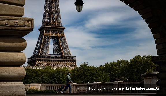 Fransa'da korona virüsten son 24 saatte 242 ölüm