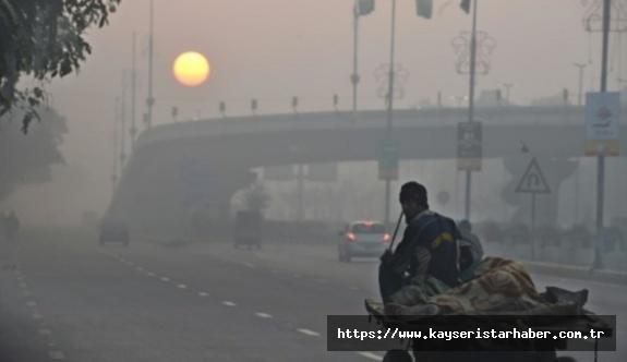 Hava kirliliği koronavirüsün etkisini artırıyor