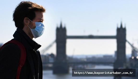 İngiltere'de son 24 saatte korona virüsten 329 kişi öldü
