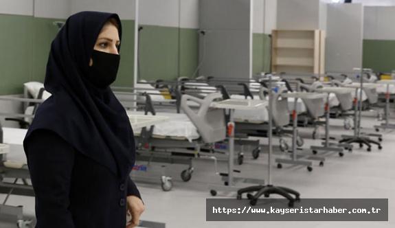 İran'da Covid-19 salgınında ölü sayısı 3 bin 294'e ulaştı