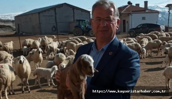 İYİ partili Mustafa Çalıksoy: Talas tarımı unutulmamalı
