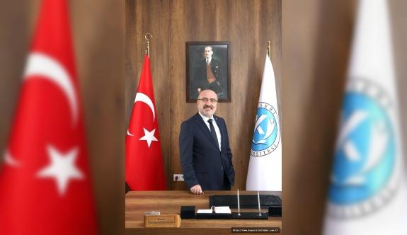 """Kayseri Üniversitesi Rektörü Karamustafa'dan """"Turizm Haftası"""" Mesajı"""