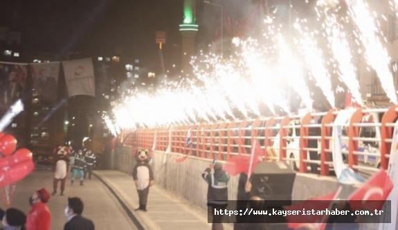 Kocasinan'da coşkulu Bayram kutlaması