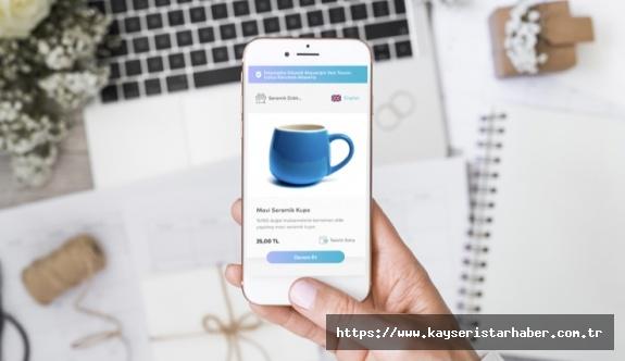 Korona döneminde internetten satış yapmak isteyen esnafa teknolojik kolaylık