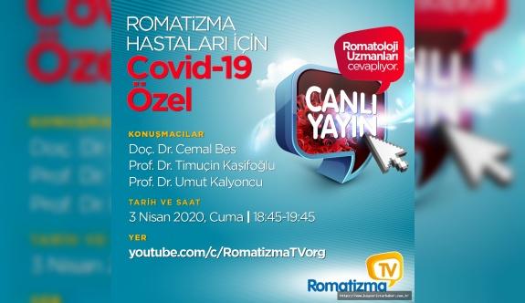 Koronavirüs salgını döneminde romatizmal hastalıklar