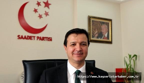 Mahmut Arıkan: Biz iktidarı ikaz etmeye devam edeceğiz