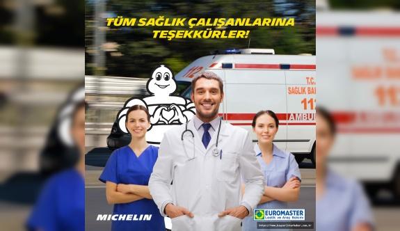Michelin Türkiye'den Ücretsiz bakım servisi