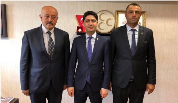 Milletvekili Özdemir: Nice yıllar Kayseri'ye hizmet etmek nasip olur inşallah