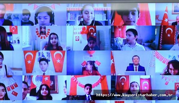 Milli Eğitim Bakanı Ziya Selçuk, 81 ilden çocukların bayramını kutladı