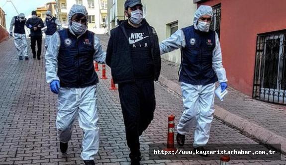 (ÖZEL) Kayseri'de gözaltına alınan HTŞ şüphelisi 2 kişi salıverildi