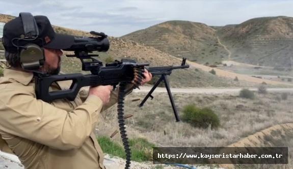 'PARS 675' Tak-Sök termal silah dürbünlerinin yenileri Jandarmaya teslim edildi