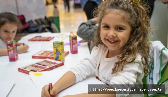 Pınar Çocuk Resim Yarışması tüm çocukları 23 Nisan'ın 100. Yıl coşkusuna katılmaya davet ediyor