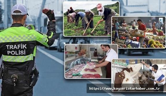 Tarım ve hayvancılıkla uğraşanlar sokağa çıkabilecek