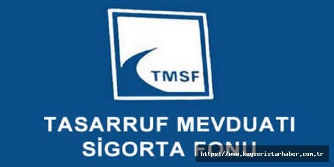 TMSF'den destek 20 milyon