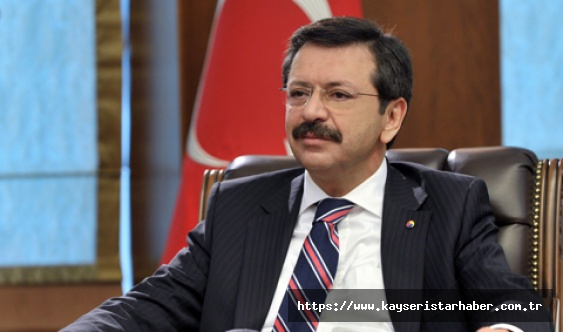 """TOBB'dan """"Biz Bize Yeteriz Türkiyem""""e 10 milyon destek ve kısa çalışma ödeneği çağrısı"""