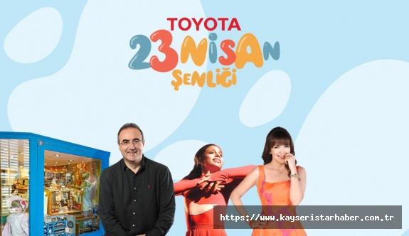 Toyota'dan Dijital bayram şenliği
