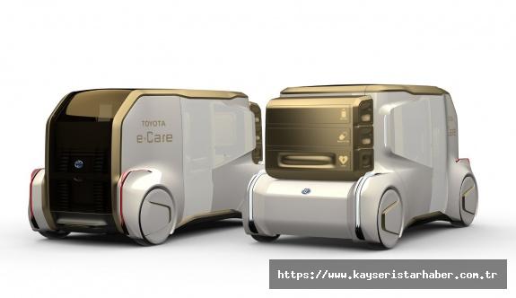 Toyota Yeni Teknolojileriyle Sağlıklı Geleceğe Işık Tutuyor