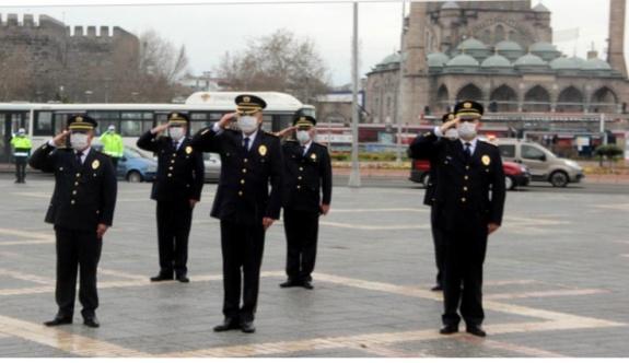 Türk polisi 175 yaşında
