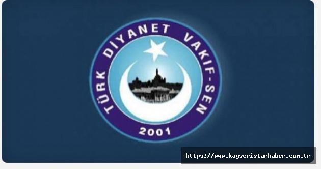 Türk Diyanet Vakıf-Sen'den RTÜK'e başvuru