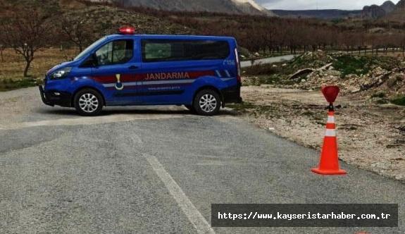 Yemliha'da 7 ev karantinaya alındı