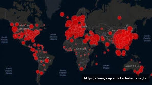 Yurtdışında covid 19'dan ölen Türklerin sayısı 342 oldu