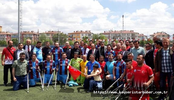 Anadolu Erciyes Engelliler Spor Kulübü futbol takımı Süper ligde