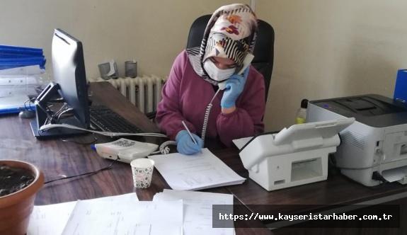 COVID-19 Nedeniyle Vatandaşlara Telefonla Psikososyal Destek
