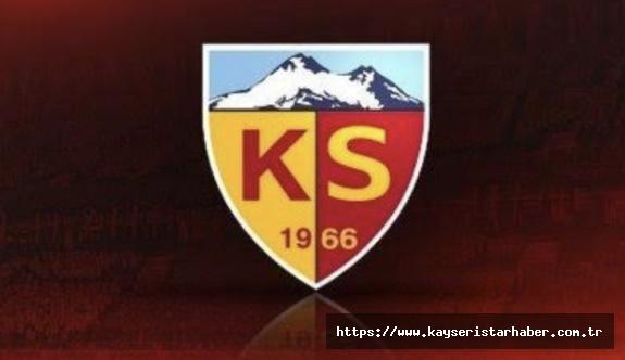 FLAŞ- Kayserispor'da tüm oyuncuların korona testi negatif çıktı