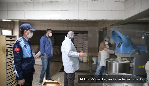 Gıda güvenliği için denetimlere ağırlık verildi