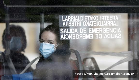İspanya'da günlük en düşük ölü sayısı kayıtlara geçti