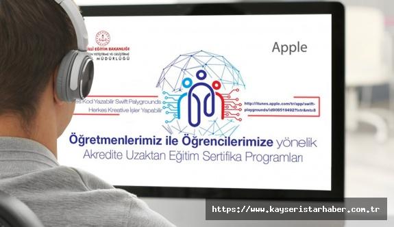 Liseliler için uluslararası akredite yazılım geliştirme programları erişime açıldı