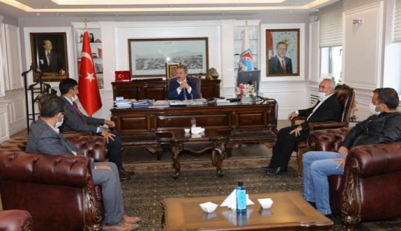 Palancıoğlu, Emek ve Dayanışma Günü'nü kutladı