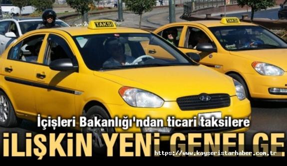 Taksilerde tek-çift plaka sona erdi